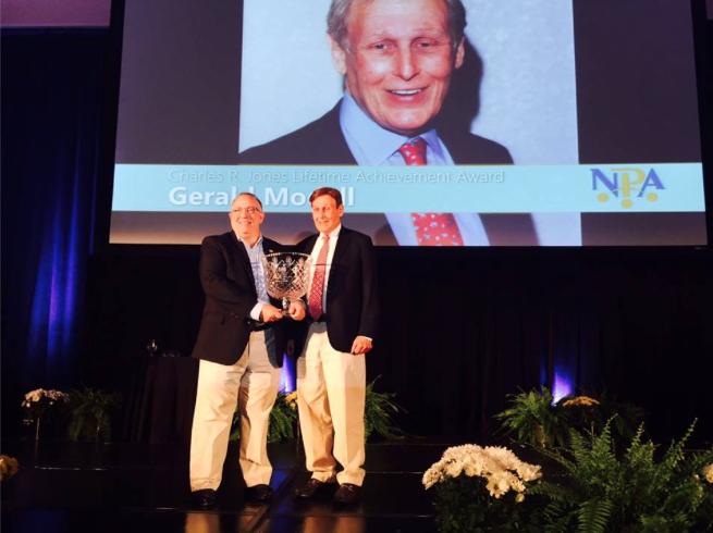 Gerald Modell Lifetime Achievement Award