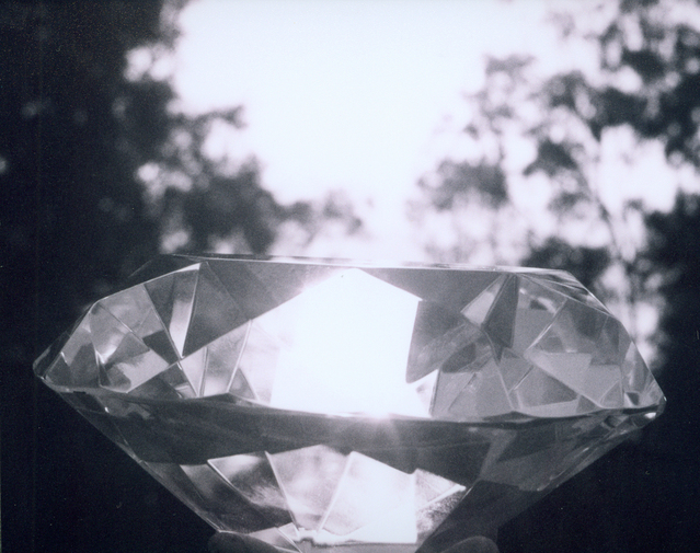 A beautiful diamond