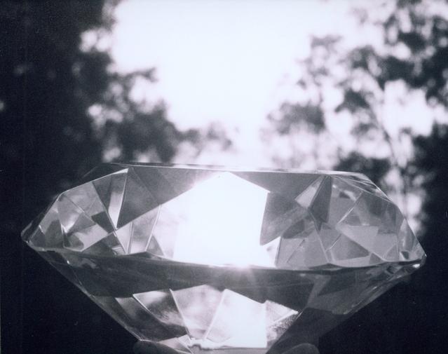 A beautiful diamond